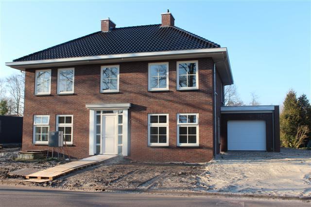 Nieuwbouw woning Surhuisterveen