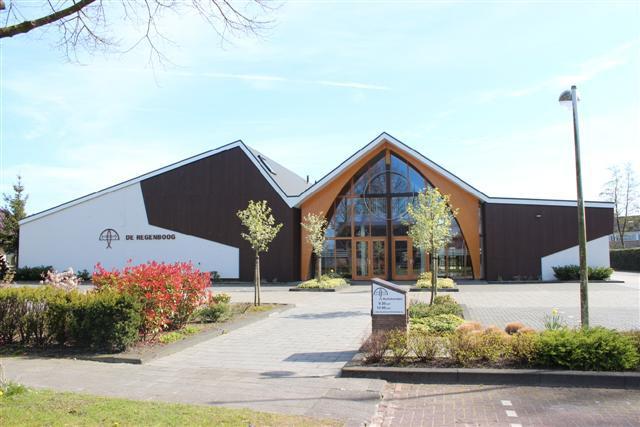 Verbouw kerk Surhuisterveen