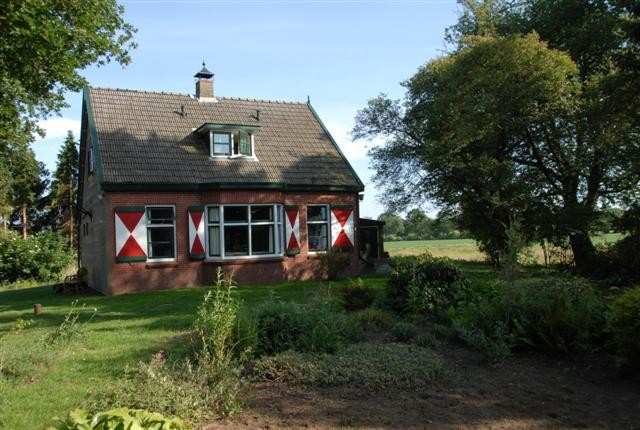 Vakantie in Drenthe, vakantiewoning de Hoogzit